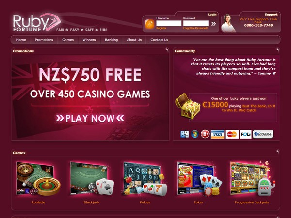 Play Fortune Hill at Casino.com New Zealand